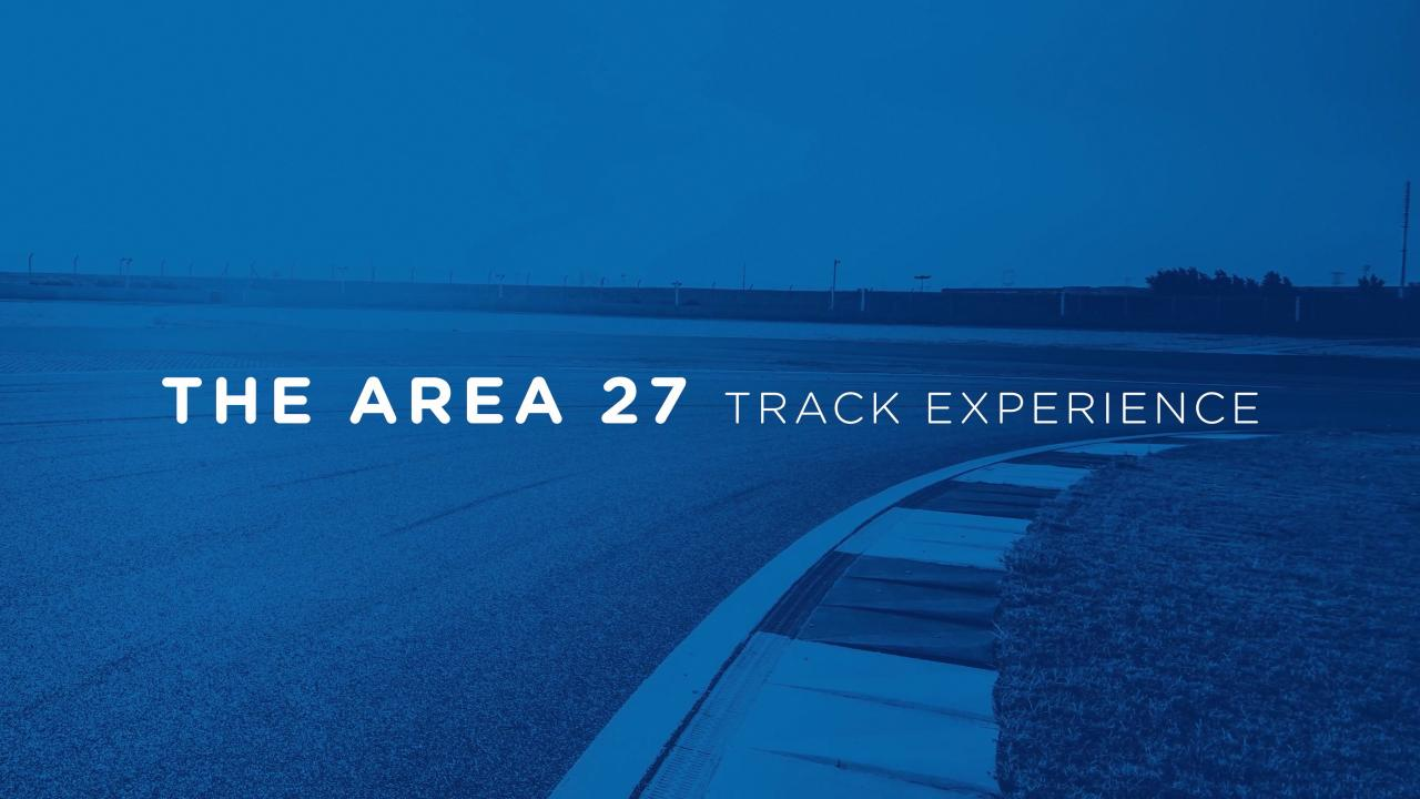 The Club OpenRoad Lifestyle Series: Area 27 Track Experience Summer 2020