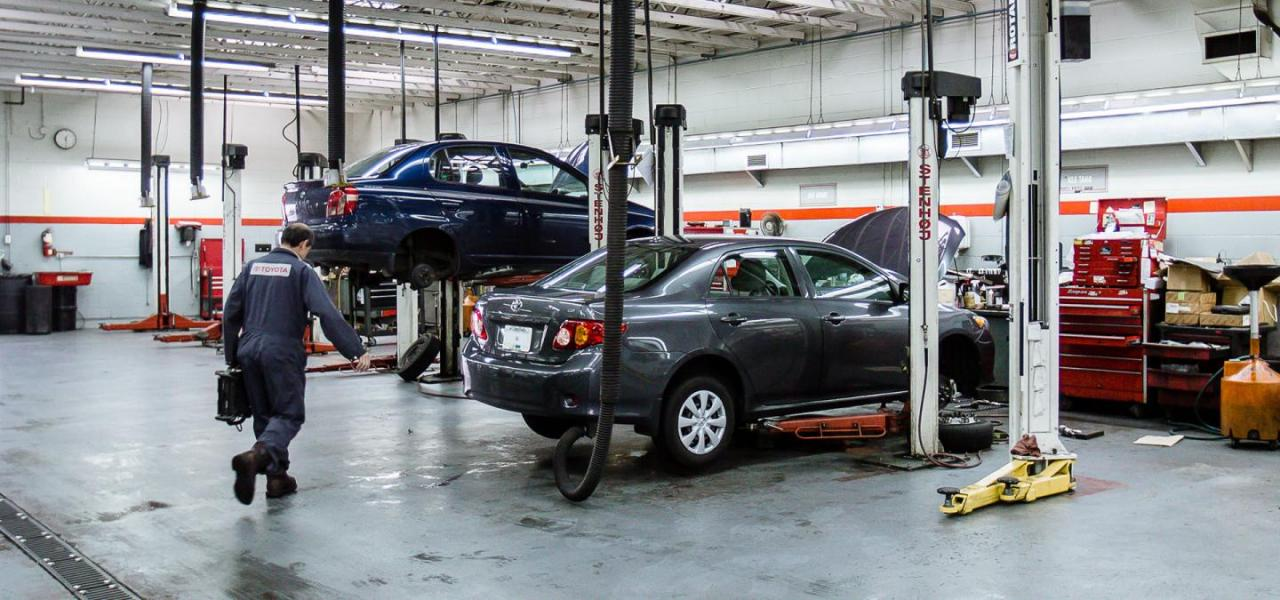 Certified Used Vehicle Inspection at OpenRoad Toyota Abbotsford