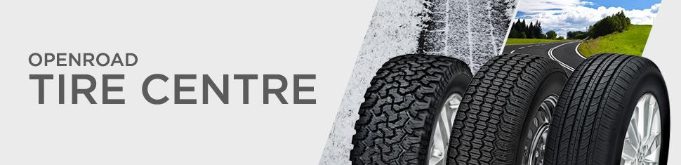 Tire Centre at OpenRoad Toyota Surrey