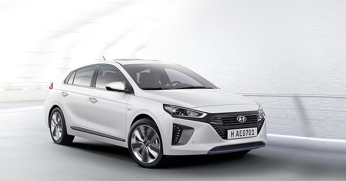 The Ioniq Hybrids with Drive Away Payment Option at OpenRoad Hyundai Richmond