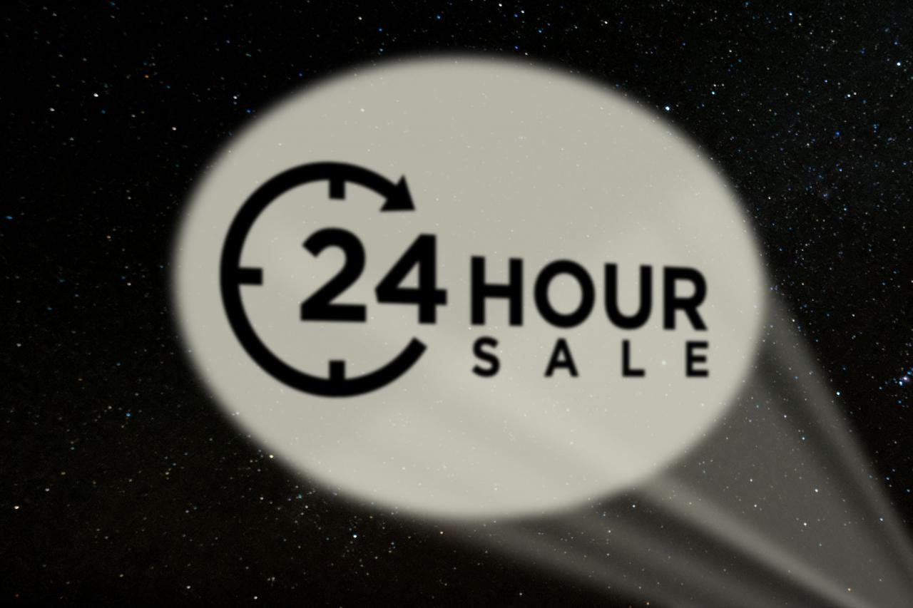 The OpenRoad 24 Hour Sale Is On This Weekend!
