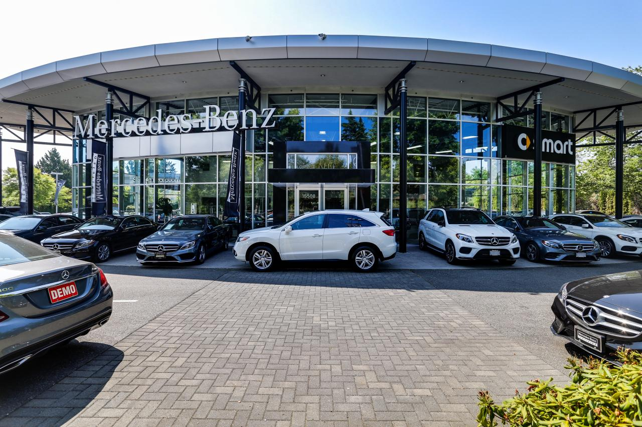 Open Road Honda Burnaby >> Mercedes-Benz Surrey | OpenRoad Auto Group