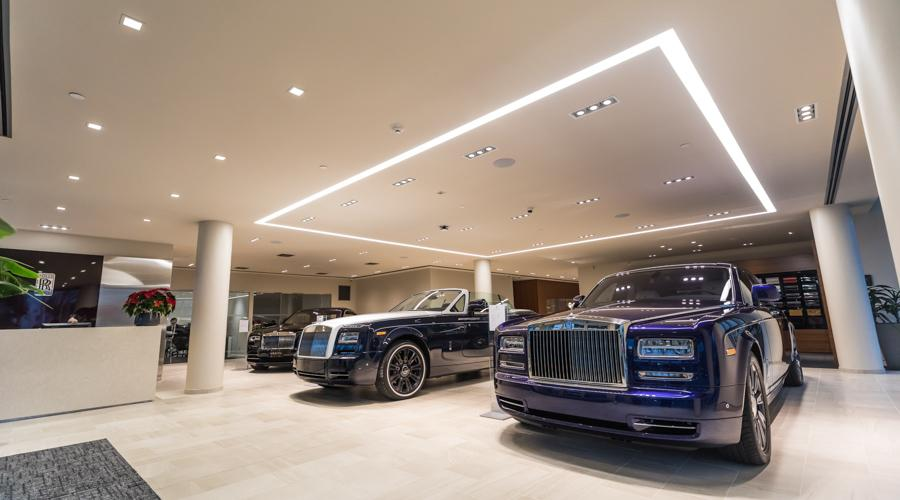Rolls-Royce Motor Cars Vancouver