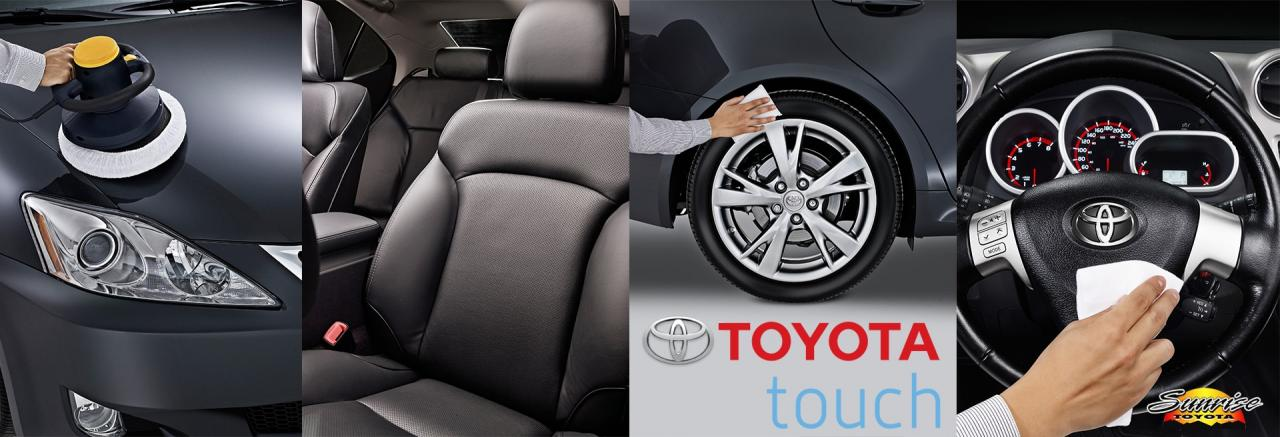 Toyota Touch Services at OpenRoad Toyota Abbotsford