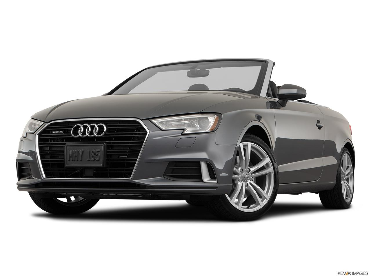 Audi A Cabriolet TFSI Quattro Komfort OpenRoad Auto Group - 2018 audi a3 convertible