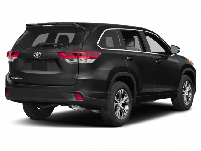 Open Road Lexus Richmond >> 2019 Toyota Highlander AWD LE For Sale | OpenRoad Auto Group in Vancouver, BC