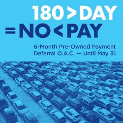 180 No Pay Plan