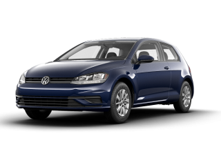 2018 Volkswagen Golf 3-door Manual Trendline