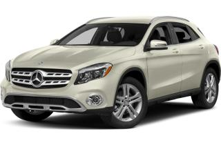 2019 Mercedes-Benz GLA 4MATIC SUV GLA 250