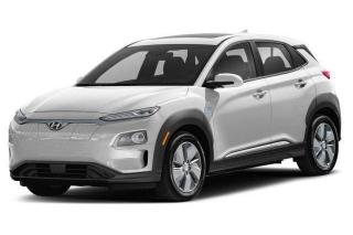 2019 Hyundai Kona Electric EV FWD Ultimate