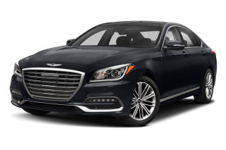 2018 Genesis G80 AWD 3.8 Luxury