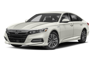 2018 Honda Accord CVT
