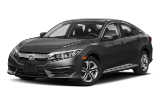 2018 Honda Civic Manual LX