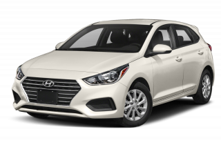2018 Hyundai Accent 5 Door Manual L