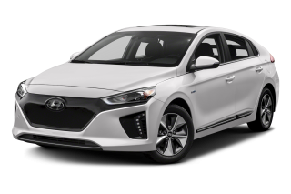 2018 Hyundai IONIQ Electric White Hatchback SE Cold Climate Package