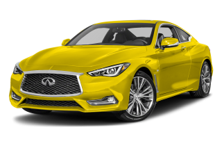 2018 INFINITI Q60 Coupe AWD 3.0t Luxe