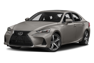 2018 Lexus IS IS 350