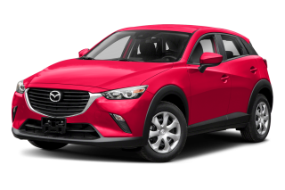 2018 Mazda CX-3 Manual FWD GX