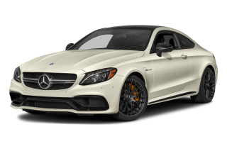 2018 Mercedes-Benz C-Class Coupe AMG C 63 S