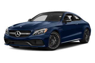 2018 Mercedes-Benz C-Class Coupe AMG C 63