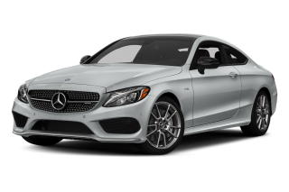 2018 Mercedes-Benz C-Class 4MATIC Coupe AMG C 43