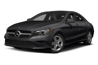 2018 Mercedes-Benz CLA Coupe CLA 250
