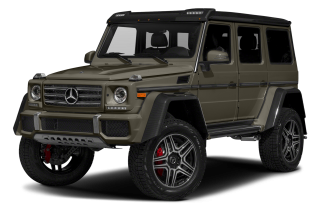 2018 Mercedes-Benz G-Class SUV G 550 4x4 Squared