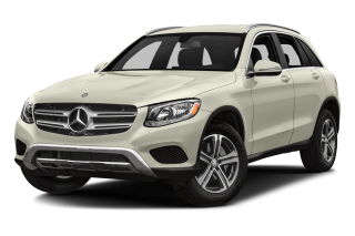 2018 Mercedes-Benz GLC 4MATIC SUV GLC 300