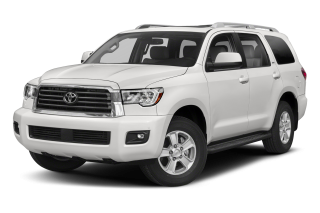 2018 Toyota Sequoia 4WD 5.7L TRD Sport