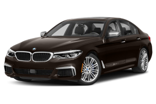 2019 BMW 5 Series Sedan M550i xDrive