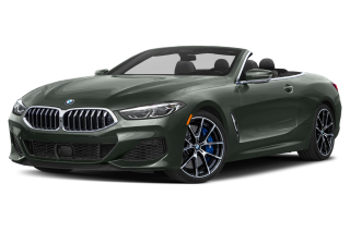 2019 BMW 8 Series Convertible M850i xDrive
