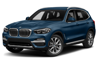 2019 BMW X3 Sports Activity Vehicle M40i