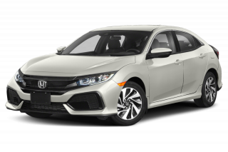 2019 Honda Civic Hatchback Manual LX