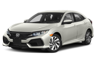 2019 Honda Civic Manual LX
