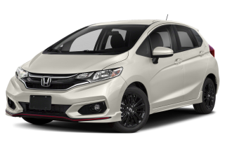 2019 Honda Fit Manual Sport