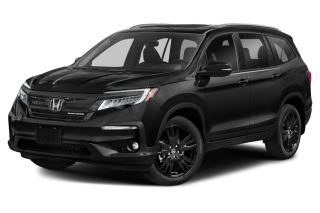 2019 Honda Pilot AWD Black Edition