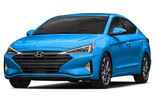 2019 Hyundai Elantra Manual Essential