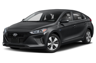 2019 Hyundai IONIQ Electric Plus Hatchback Preferred