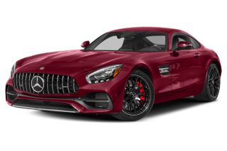 2019 Mercedes-Benz AMG GT Coupe AMG GT C
