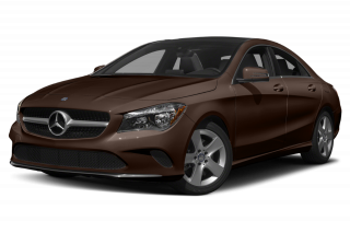 2019 Mercedes-Benz CLA 4MATIC Coupe CLA 250