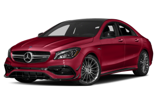 2019 Mercedes-Benz CLA 4MATIC Coupe AMG CLA 45