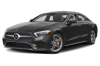 2019 Mercedes-Benz CLS 4MATIC Coupe CLS 450