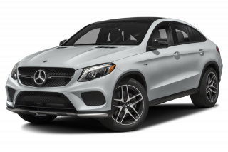 2019 Mercedes-Benz GLE 4MATIC Coupe AMG GLE 43