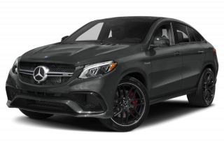 2019 Mercedes-Benz GLE 4MATIC Coupe AMG GLE 63 S
