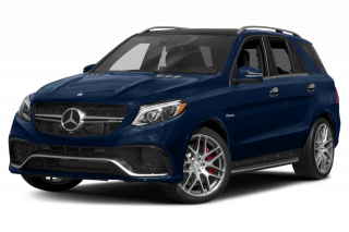2019 Mercedes-Benz GLE 4MATIC SUV AMG GLE 63 S