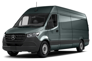 "2019 Mercedes-Benz Sprinter Cargo Van 2500 High Roof V6 170"" 4x4"