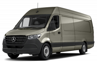 "2019 Mercedes-Benz Sprinter Cargo Van 2500 High Roof V6 170"" EXT 4x4"
