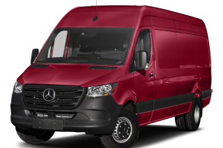 2019 Mercedes-Benz Sprinter Cargo Van 3500 High Roof V6 144""