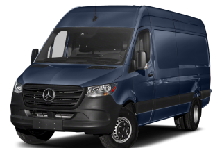 2019 Mercedes-Benz Sprinter Cargo Van 3500 High Roof V6 170""