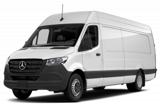 "2019 Mercedes-Benz Sprinter Cargo Van 3500 High Roof V6 170"" EXT"